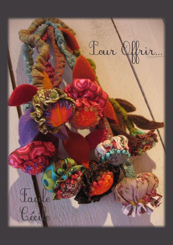 fleurs - Facile Cécile