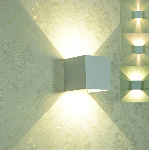 Nuova offerta in #illuminazione : Topmo 12W lampada da parete a LED con angolo di visualizzazione regolabile Impermeabile IP65 Illuminazione a parete 2700K Quadrato bianco caldo Applique a LED per esterni (bianco) a soli 26.32 EUR. Affrettati! hai tempo solo fino a 2016-12-27 23:34:00