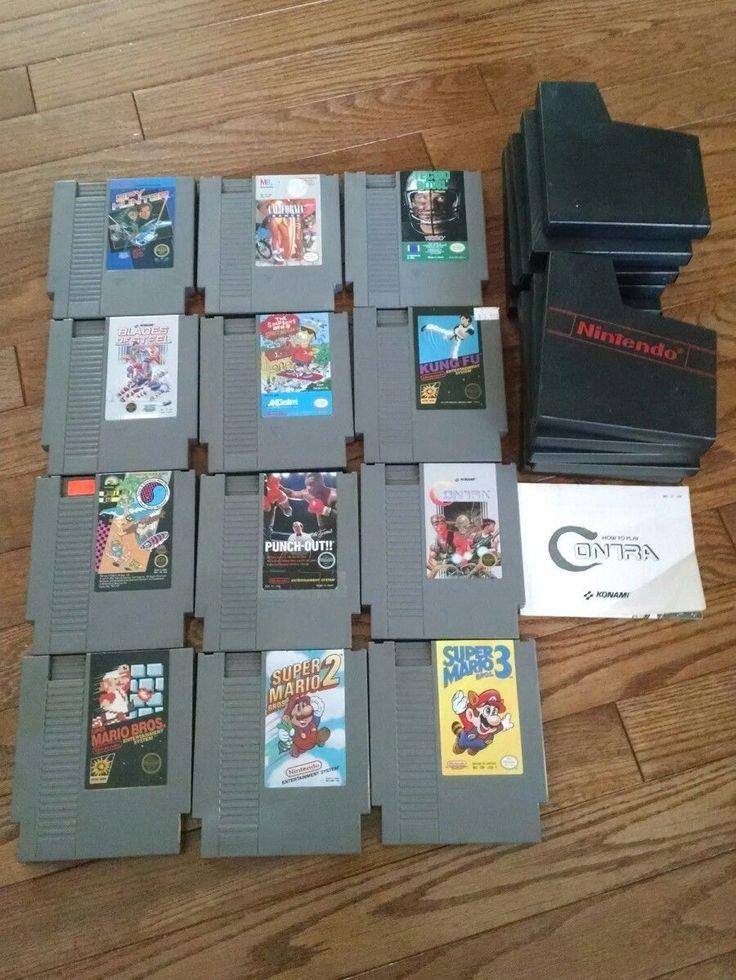 Quick & Easy Food Recipes at Hifow.com     Bundle Lot 12 NES Nintendo Games Contra Super Mario Bros. 1 2 3 Punch-Out Tecmo  Price : 119.99  Ends on : 2 days  Buy Now The post Bundle Lot 12 NES Nintendo Games Contra Super Mario Bros. 1 2 3 Punch-Out Tecmo appeared first on HayDai.com.    ...