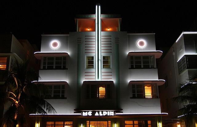 mc alpin by archturo, via Flickr.  South Beach