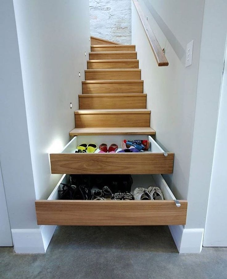 Escadas dois em um!