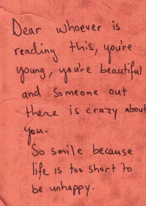so, absolutely true.