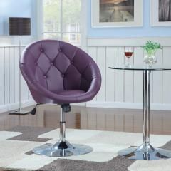 Comfy Round Tufted Purple Swivel Accent Chair https://www.richardsonlinedeals.co/online-shopping/comfy-round-tufted-purple-swivel-accent-chair/
