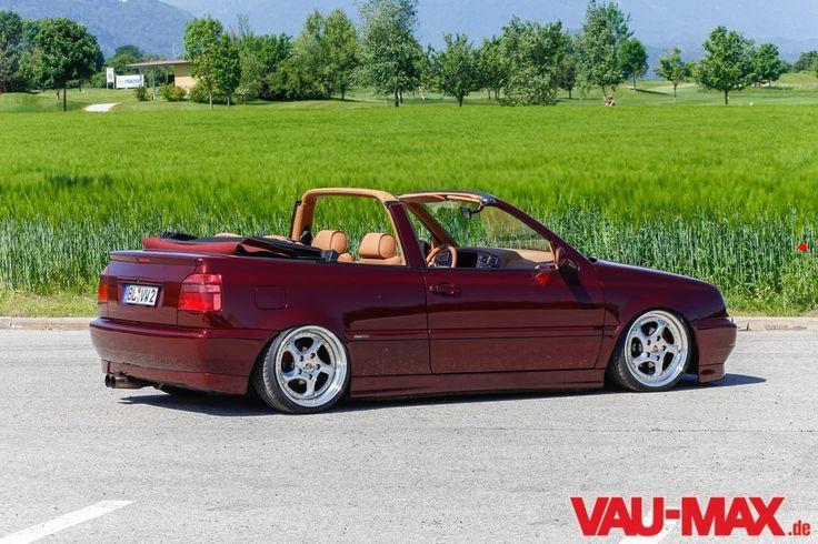VW Golf 3 Cabrio GTI 16V