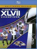 NFL: Super Bowl Xlvii Champions - Baltimore Ravens [Blu-ray] [English] [2013], 1323544