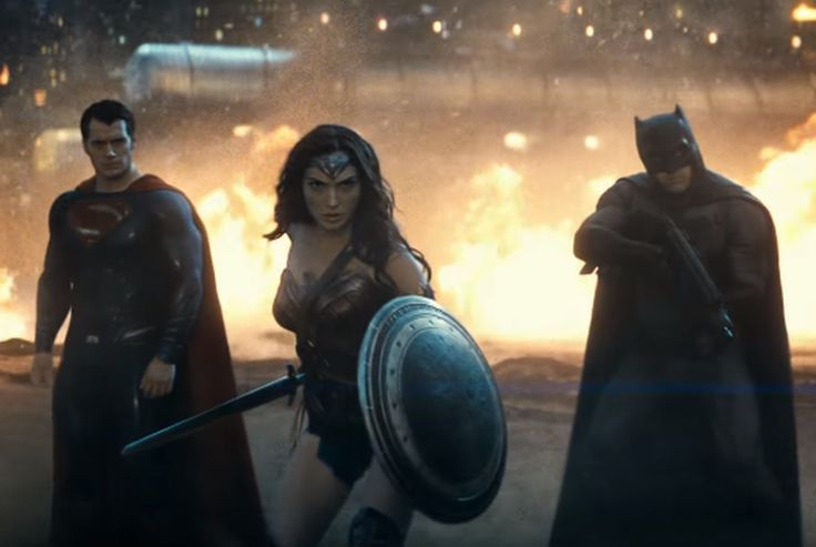 Batman Superman and Wonder Woman unite in latest Dawn of Justice trailer After Monday night's brief teaser fans now have the latest trailer for Batman v. Superman: Dawn of Justice. And the Holy Trinity itself  Batman Superman and Wonder Woman  have finally united onscreen.  This trailer is a series of confrontations between Clark Kent and Bruce Wayne leading all the way up to an unexpected fight. The first involves Clark facing off against Bruce in talking about the return of the so-called…