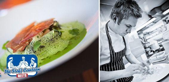 Marcus Eaves, Head Chef L'Autre Pied, London