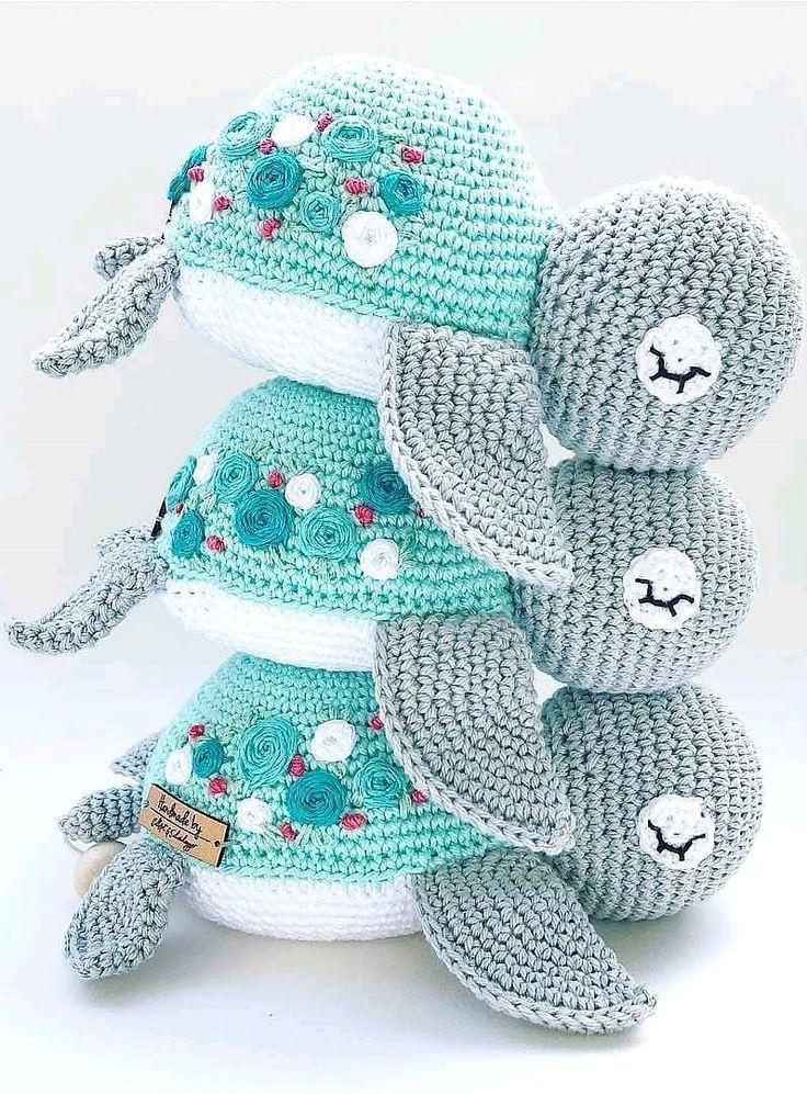 Erstaunliche Schönheit Amigurumi Puppe und Tiermuster-Ideen   – Amigurumi