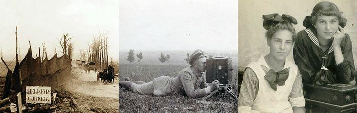 Europeana 1914-1918 - histoires inédites et histoires officielles de la Première Guerre mondiale
