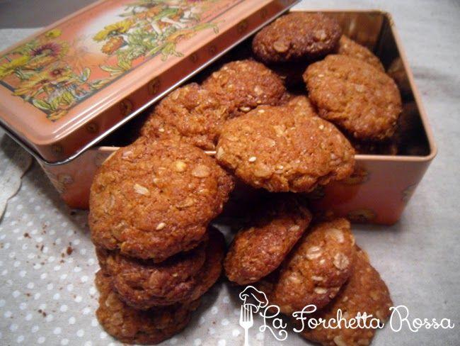 La Forchetta Rossa: Risultati di ricerca per biscotti