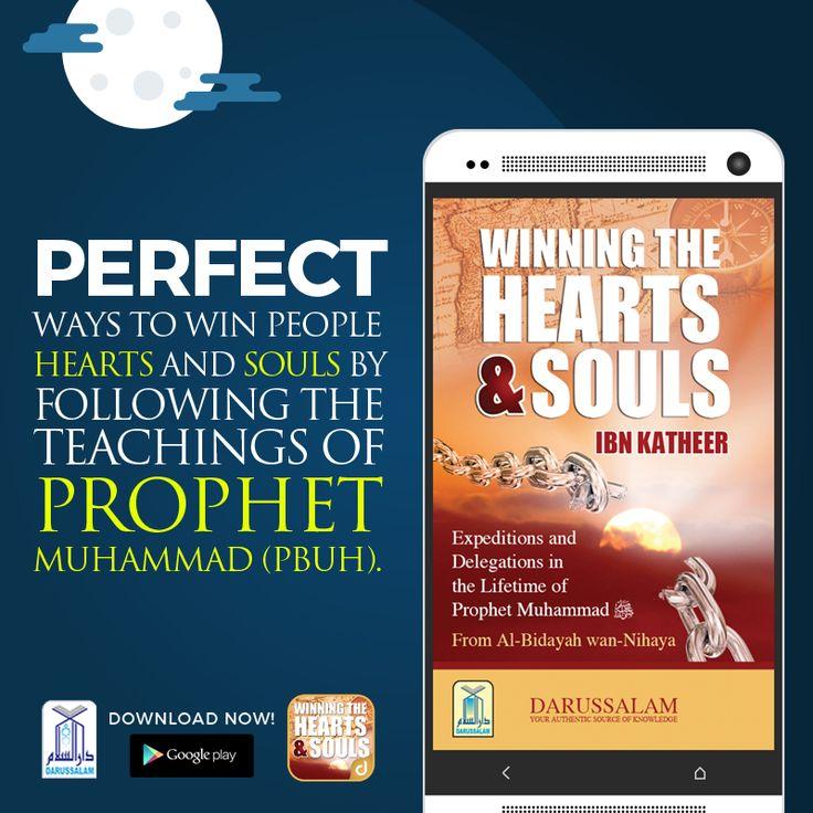 Perfect ways to win people hearts and souls by following the teachings of Prophet Muhammad (PBUH). https://goo.gl/0otGEP #Hajj #Hajj2016 #EidulAdha
