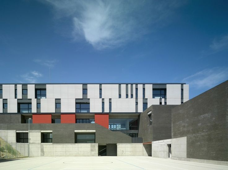 Secondary and Cooking School, Plasencia / Landínez + Rey | equipo L2G arquitectos
