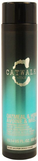 tigi - catwalk oatmeal & honey nourishing shampoo (10.14 oz.)