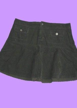 Kupuj mé předměty na #vinted http://www.vinted.cz/damske-obleceni/midi-sukne/12508865-camaieu-sukne-suken-khaki-38m