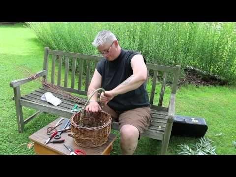 Willow Work: Viki Graber, Basketmaker - YouTube