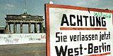 Berlin: Ost und West