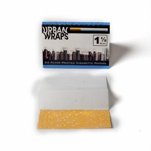 Unique rolling papers urban wraps