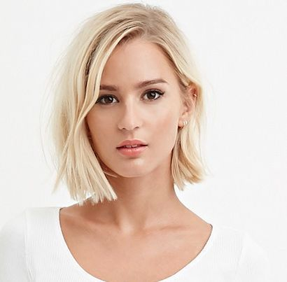 Short Blunt Cut Bob # Short # Hair # Woman # Cool # 2019 # Haircuts