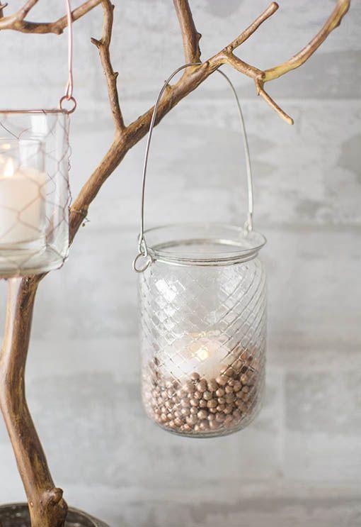 DIY: Como fazer velas decorativas para seu casamento
