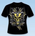 reproFACTORY Ihre preiswerte Online Druckerei - T-Shirt einseitig bedrucken mit Deinen Motiv