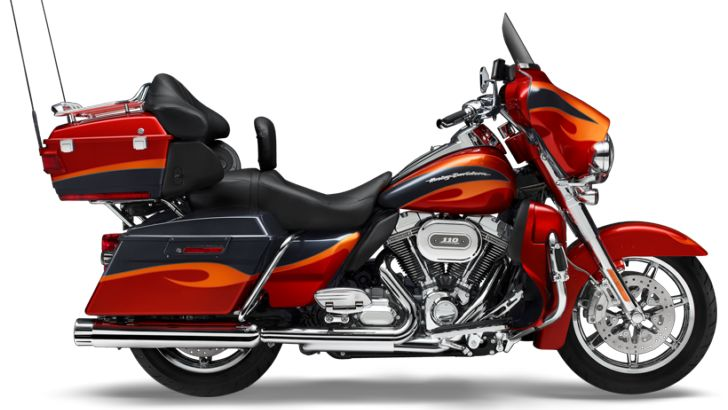 2013 Harley-Davidson CVO Ultra Classic Electra Glide Is... Ultra! [Photo Gallery]