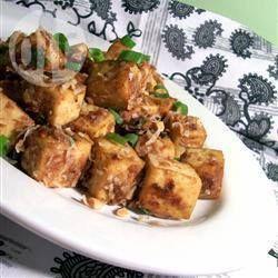 Foto recept: Ongelooflijk simpele Thaise tofu