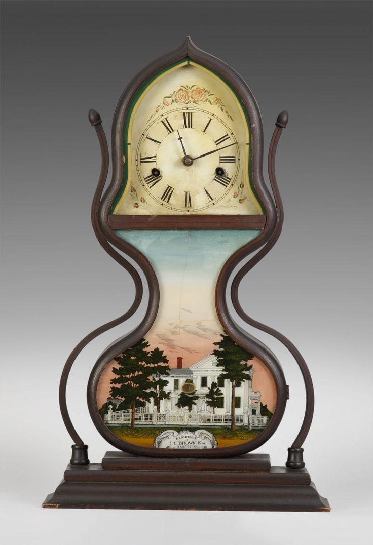21 best anitque clocks acorn images on pinterest clocks jc brown acorn clockshistorywatchesclock amipublicfo Images