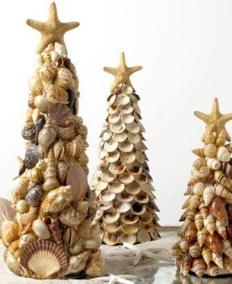 seashell tree