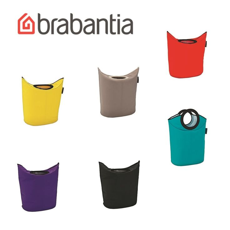 Brabantia 50 litres Laundry Bag Hold up to 10kg Choose Your Colour in Home & Garden, Cleaning, Housekeeping, Laundry | eBay