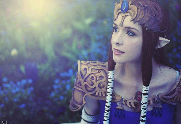 El mejor cosplay de Zelda