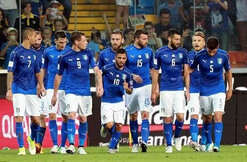 Daftar Nama Pemain Timnas Italia 2017 Terbaru (Skuad Lengkap)