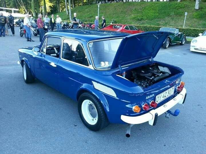 My Old NSU 1200c 1969