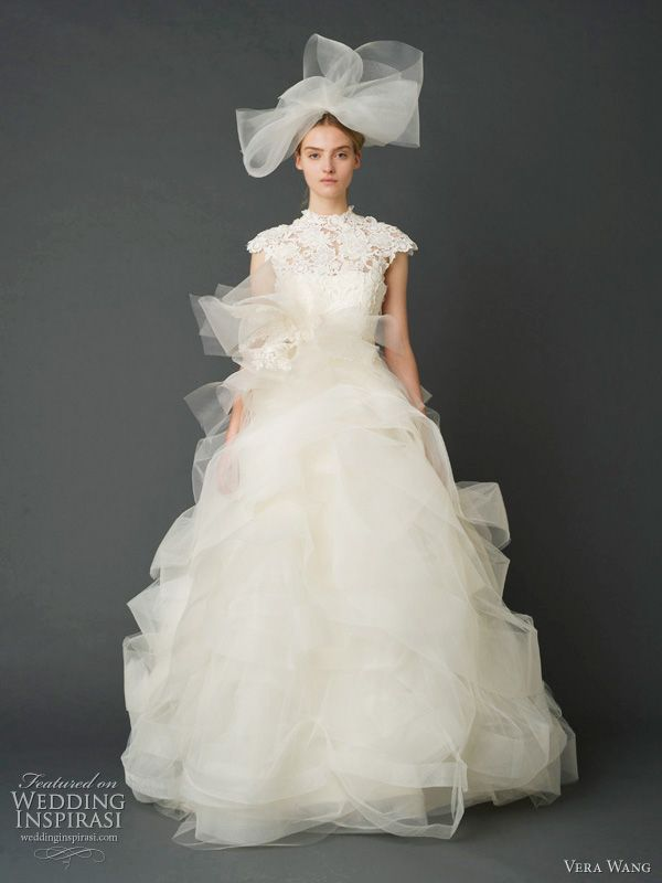 Cool Vera Wang Wedding Dresses Spring