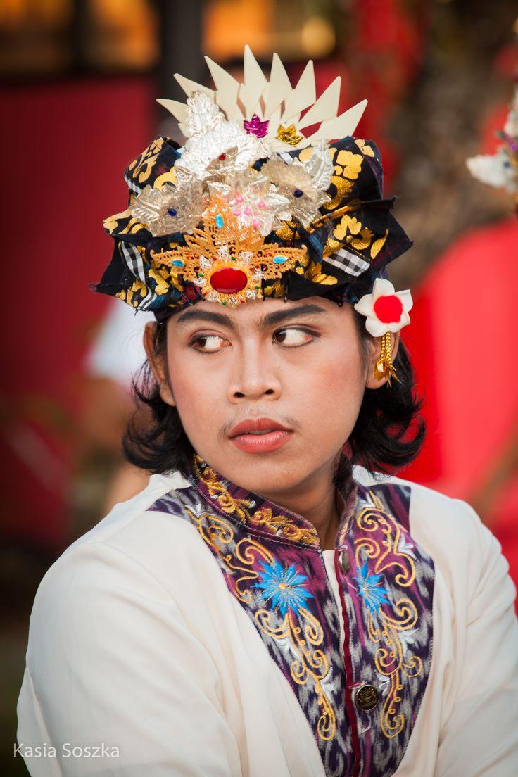 Balinese man