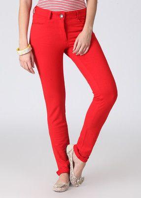 Buy Riot Slim Fit Women's Jeans: Jean