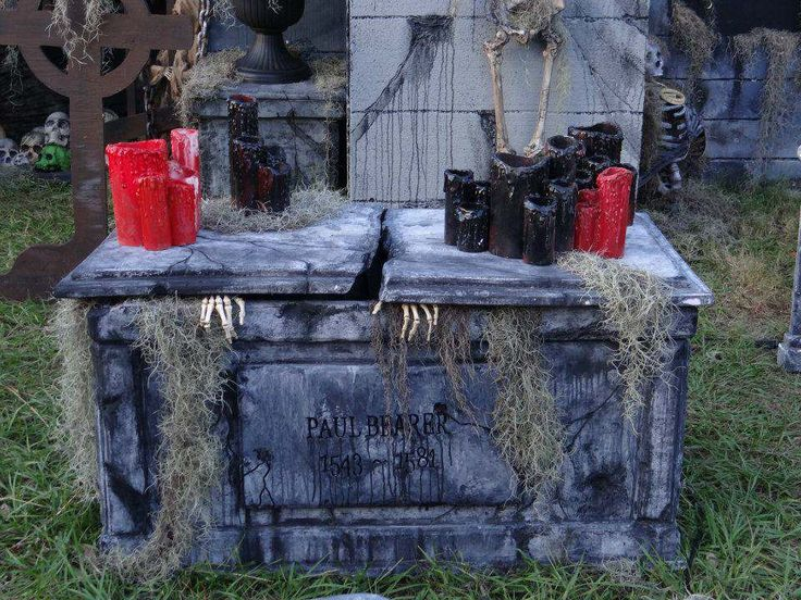 17 best images about halloween yard haunt ideas on. Black Bedroom Furniture Sets. Home Design Ideas
