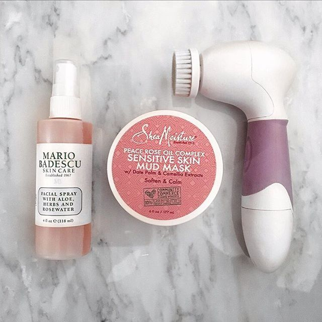 Current skincare favs  I've been getting SO many skincare questions and there's detailed video up on my channel for how I deal with oily/sensitive/acne prone skin + how I get rid of dark marks. PS you can get the Vanity Planet Spin for Perfect Skin Brush for 70% off using code shayspin (worth the hype trusss)!