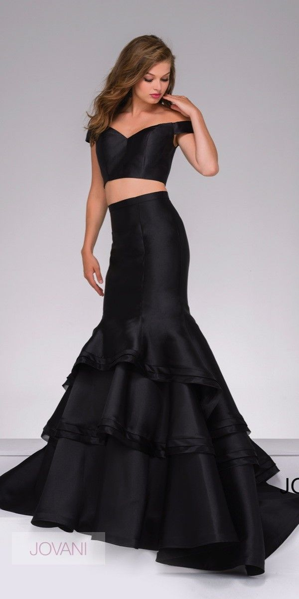 The 20 best Two Piece Prom Dresses 2018 images on Pinterest   Ball ...