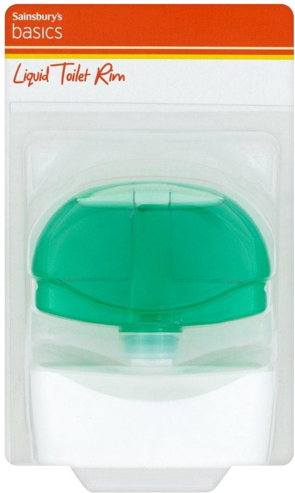 Sainsbury's Basics Liquid Rim Complete