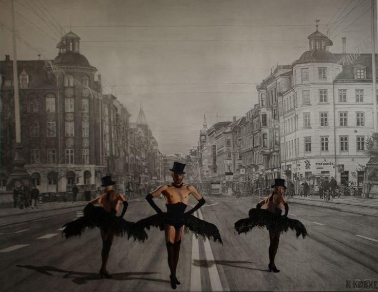 "June Jin & Kasper Købke ""Urban Queeriosity"" on view November 2014"
