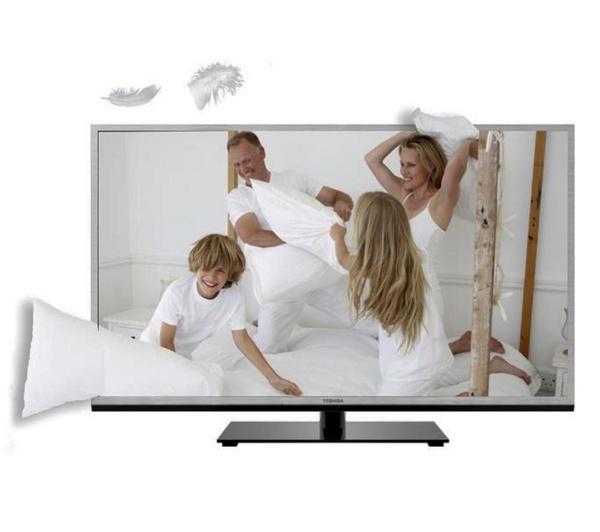 Encore une autre télé qui pourrait sauver les oreilles de ma maman !