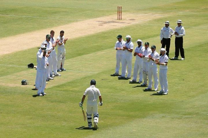 Great sporting moment