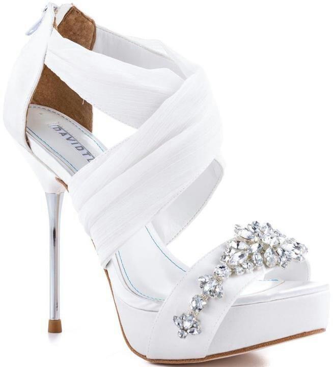 Beautiful Bridal Shoes