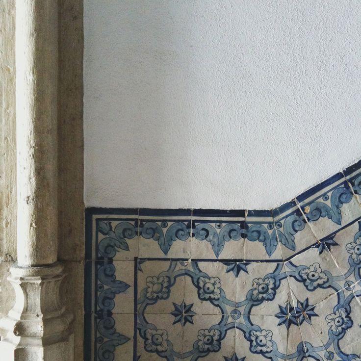 Lisbon tiles, ceramic art, stuffedmice blog