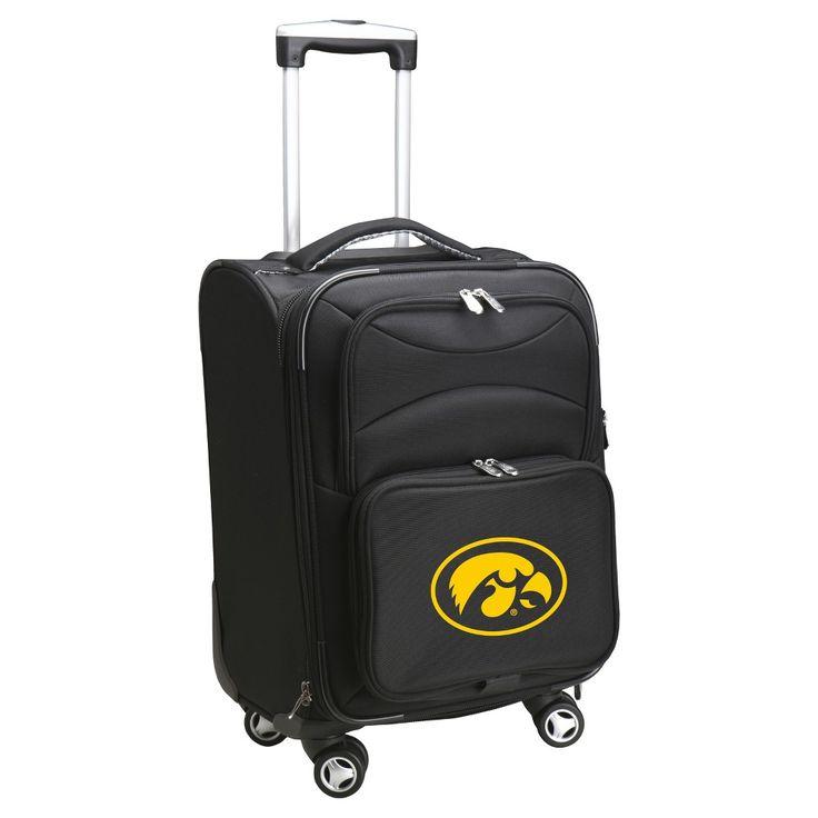 NCAA Iowa Hawkeyes Carry-On Spinner