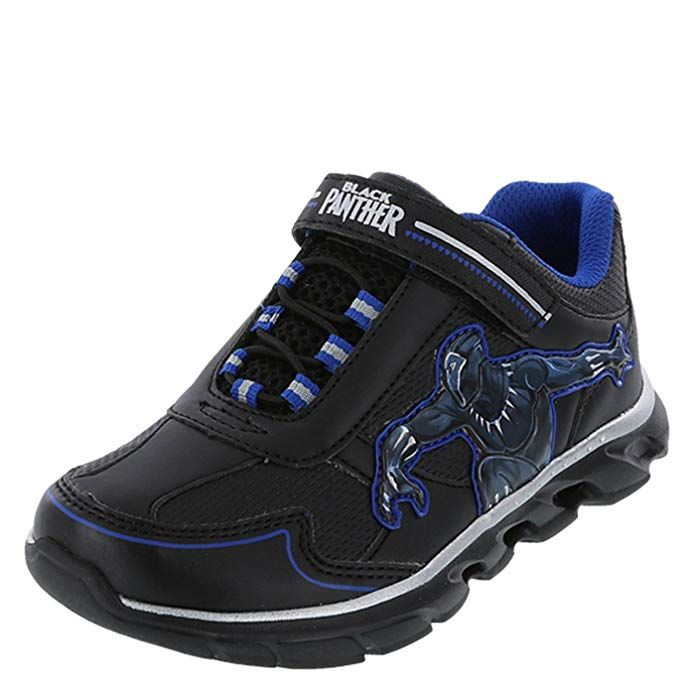 Running shoes for men, Black panther