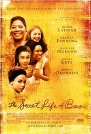 The Secret Life of Bees - I love this film.Set in South Carolina in 1964, this is the tale of Lily Owens, a 14 year-old girl who is haunted by the memory of her late mother. To escape her lonely life and troubled relationship with her father T-Ray, Lily flees with Rosaleen, her caregiver and friend, to a South Carolina town that holds the secret to her mother's past. Taken in by the intelligent and independent Boatwright sisters, Lily finds solace in their mesmerizing world of beekeeping.