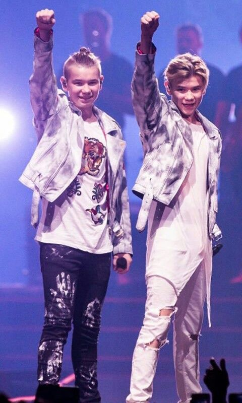 SO HOT MARCUS AND MARTINUS