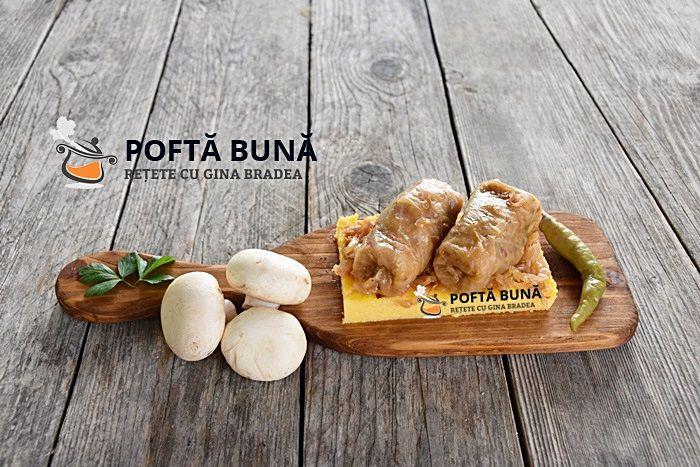 Sarmale de post cu ciuperci si varza, reteta traditionala moldoveneasca, reteta veche reteta taraneasca Cele mai bune sarmale de post. Reteta video