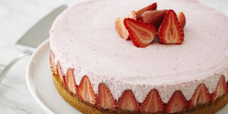 Frasier Torte- Definitely making this this summer... now to find an occasion!